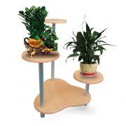 Beech flower pot stand FS-434357