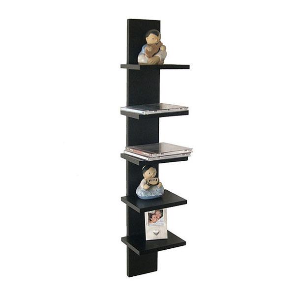 5-tier wall shelf WS-932118B