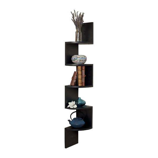 Corner wall shelf WS-235235128B