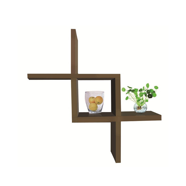 Criss cross shelf WS-292913