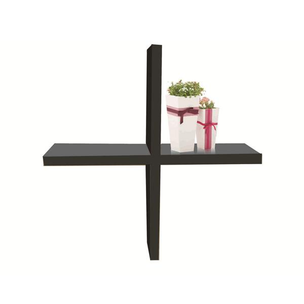 Cross wall shelf WS-404010