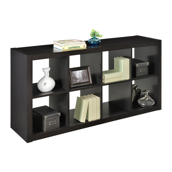 Hollowcore 8 cube Bookcase BS-1497939 H