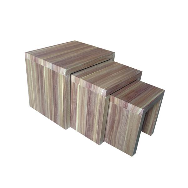 Nesting coffee table set CT-483930