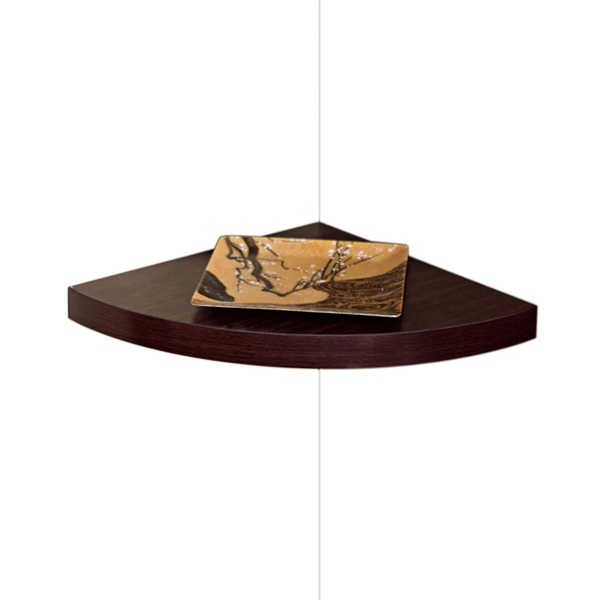 Radial corner shelf WS-35354