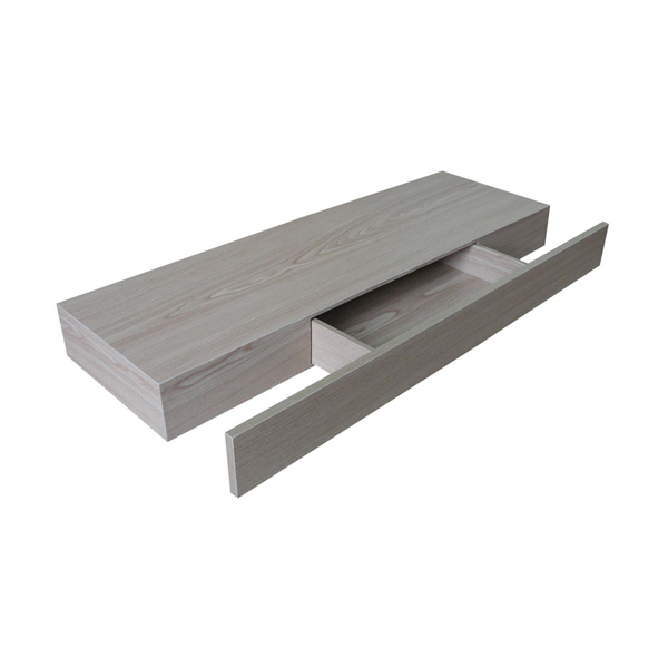 Wall shelf with drawer WS-80268B