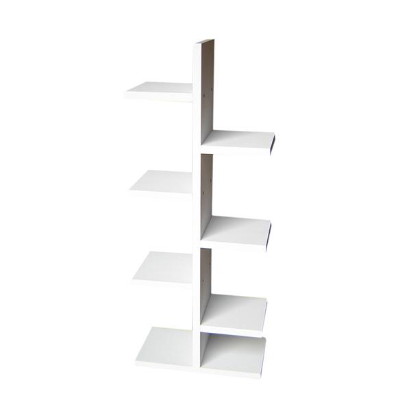 White book shelf BS-1807228W