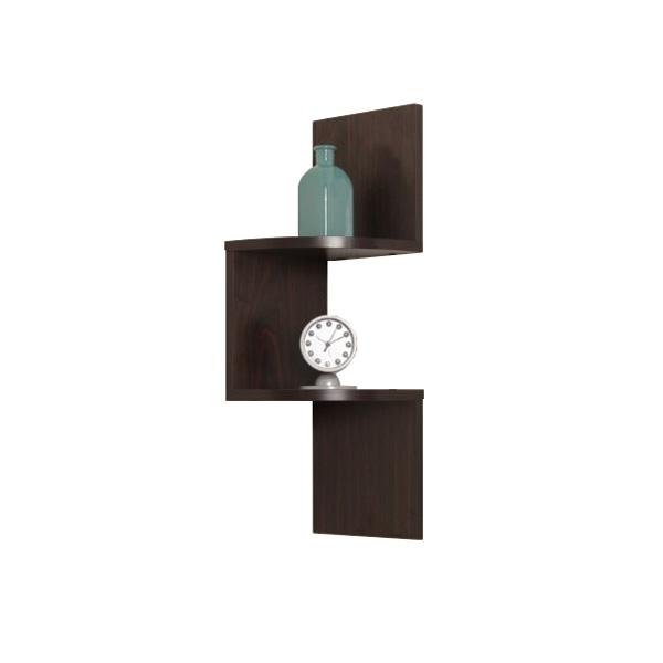 Wood corner shelf WS-51165165