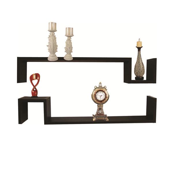 Wooden wall shelf WS-8013148