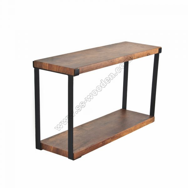 2-Tier Floating Display Shelves SS-IN805