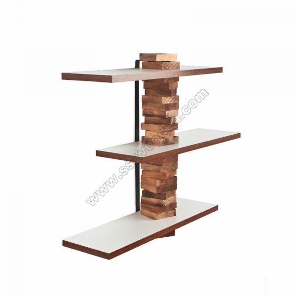 3-Tier Modern Hanging Wall Shelf SS-VI703
