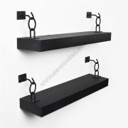 Industrial Floating Shelf with Iron Chain SS-IN813