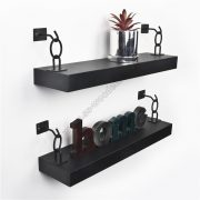 Industrial Floating Shelf with Iron Chain SS-IN813-D